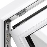 Casement window - stay guards 2