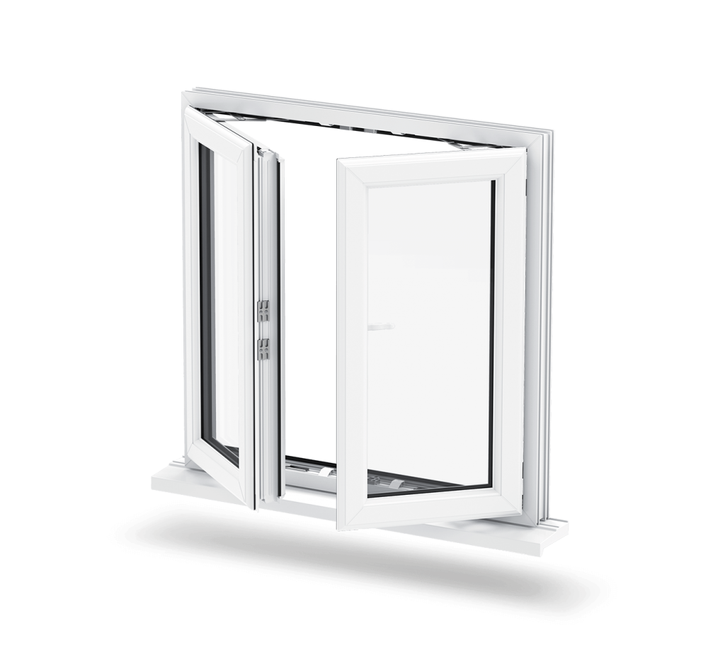 The Liniar uPVC French Casement Window