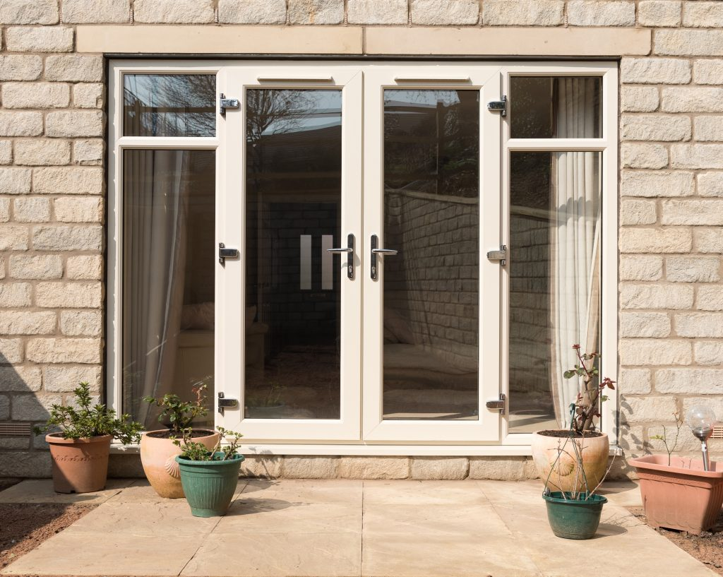 The Liniar uPVC French Door