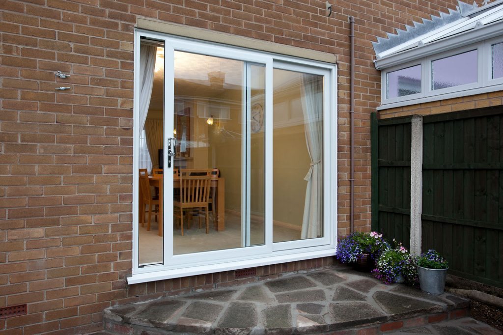 The Liniar uPVC Patio Door