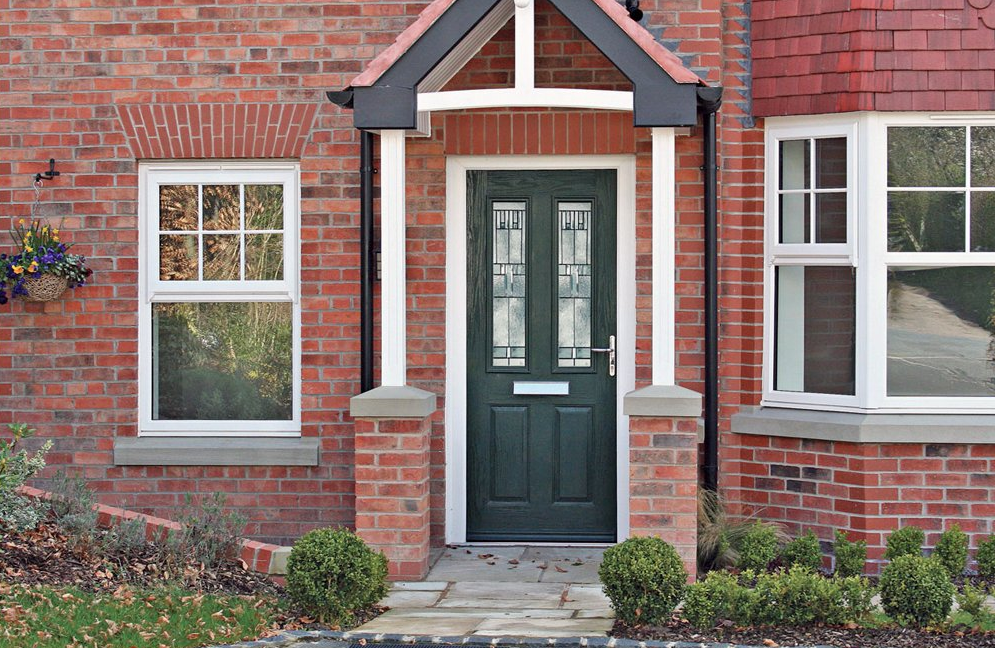 What makes a secured by design window or door?
