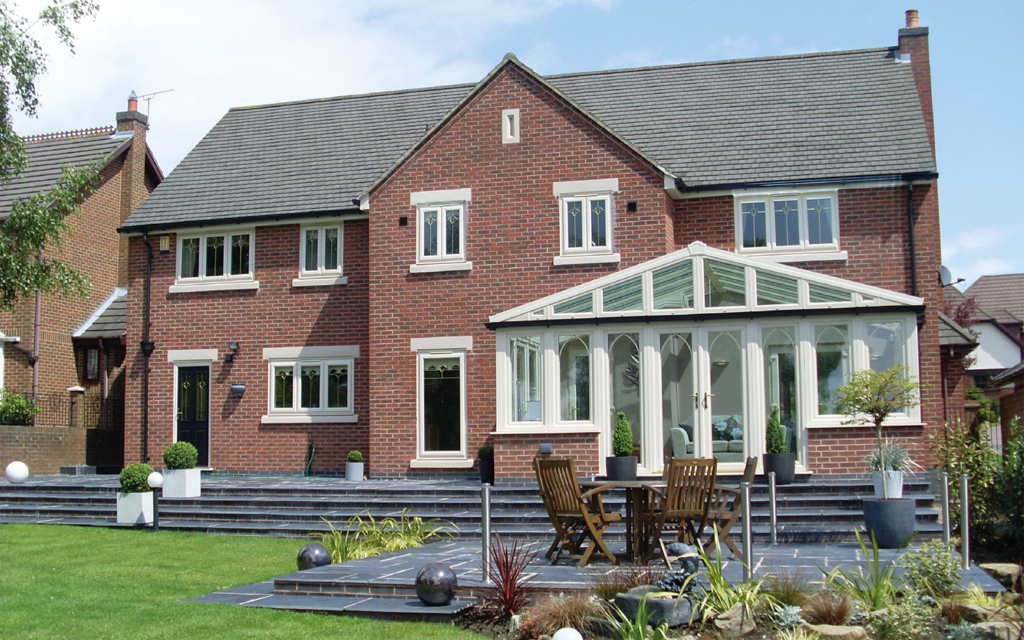 How uPVC conservatories bring value all year round