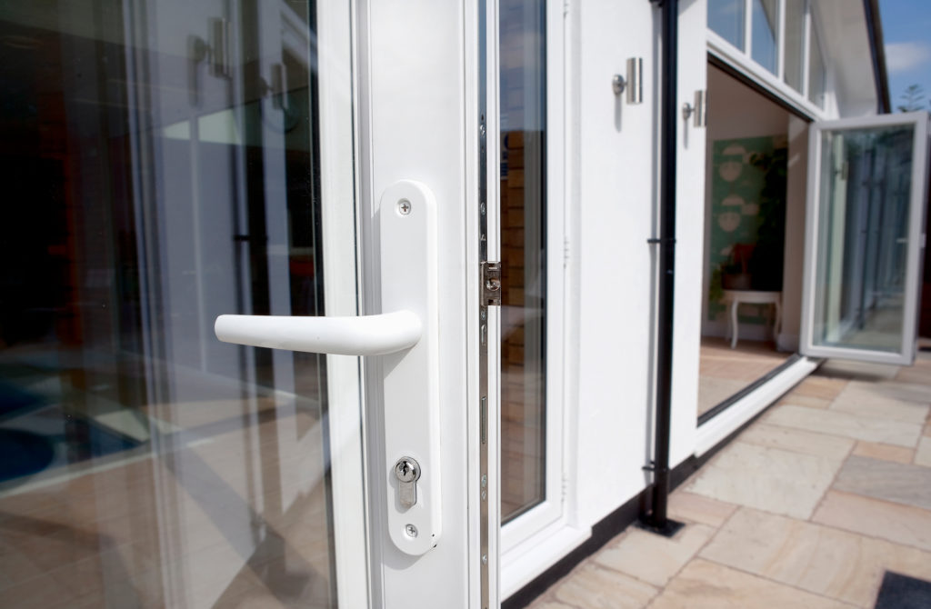 What to consider when buying PVCu bi-folding doors