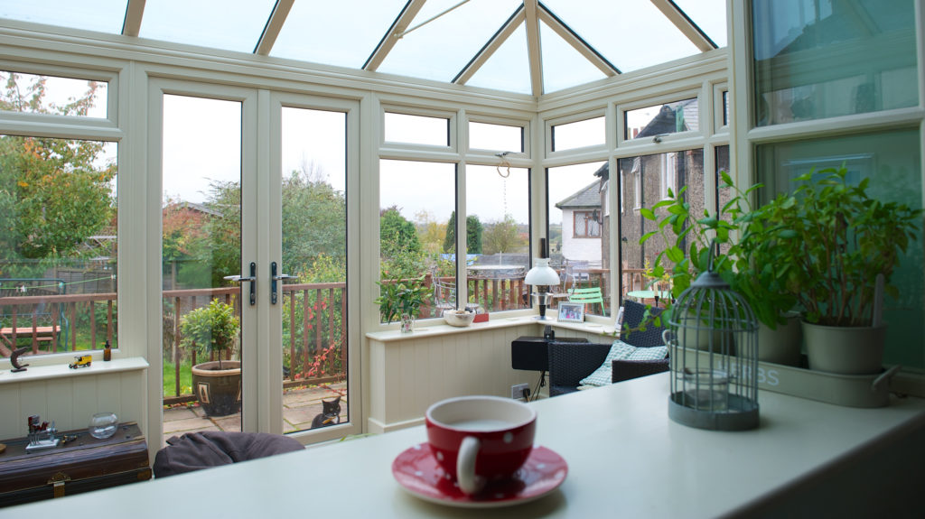 Spot the Difference: Orangeries and Conservatories