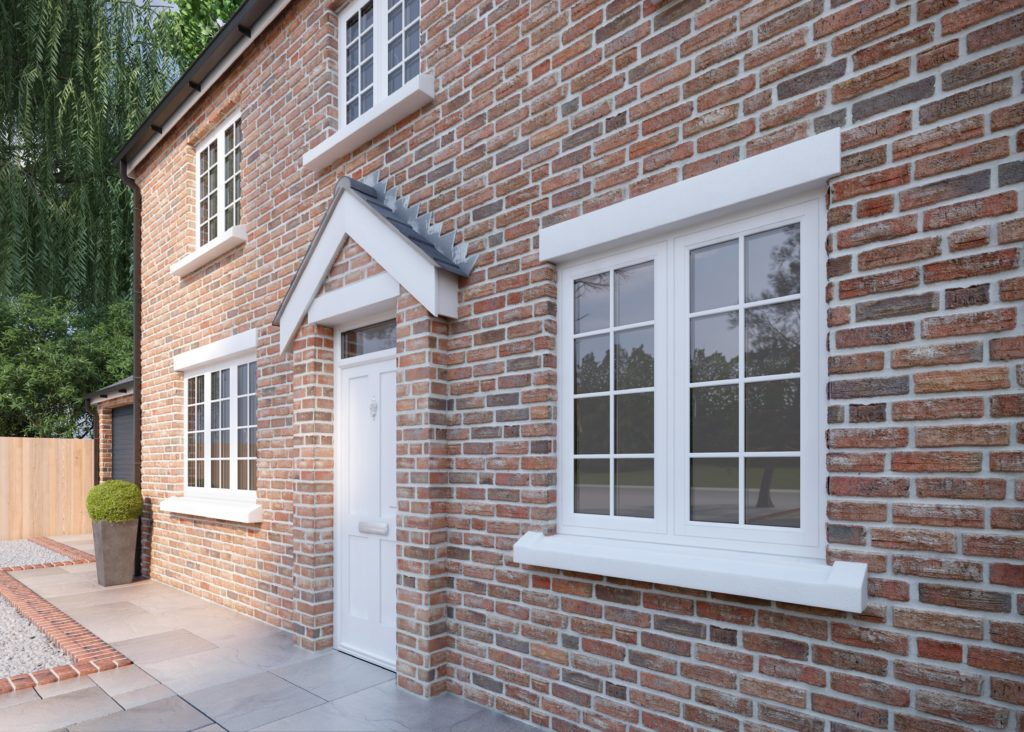 The Liniar Refine – One of the UK's first Secured by Design timber alternative frames