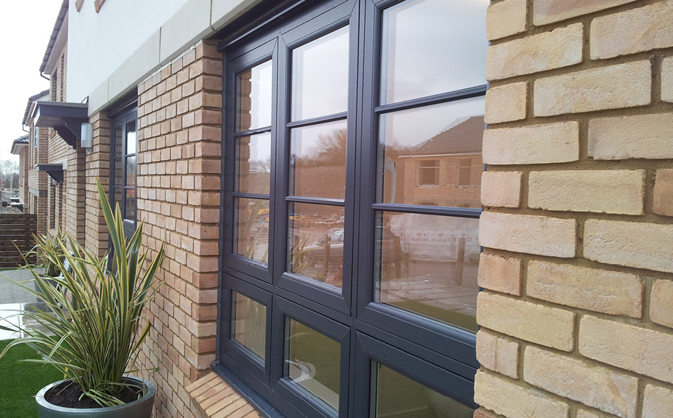 Coloured uPVC Windows: What options are available?