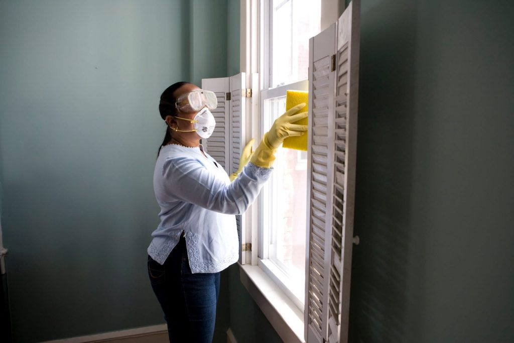 How To Remove Mould From Your Walls: A Step By Step Guide